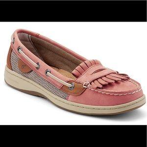 Sperry Pearlfish Kiltie Moc Women's Loafers